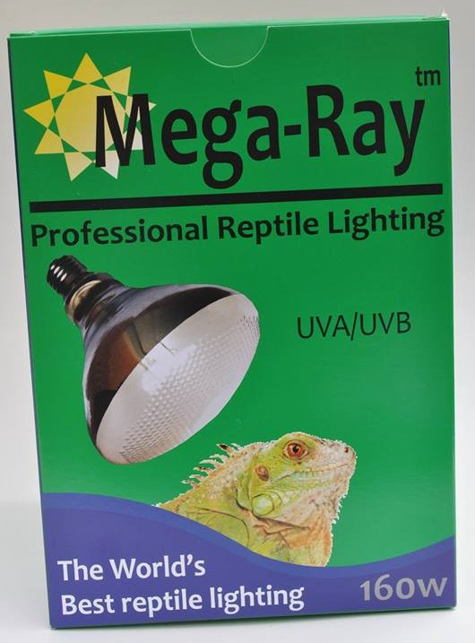 Mega Ray Mercury Vapor Bulb Mvb 275w The Dragon Lair